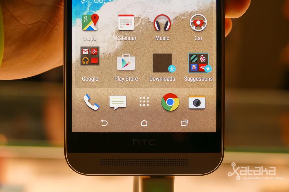 Foto de HTC One M9 (8/9)