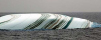 Un iceberg de colores