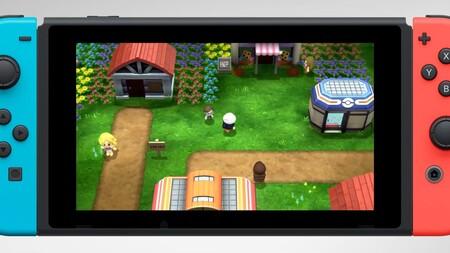 Remake de Pokémon Pearl y Diamond en Nintendo Switch para 2021