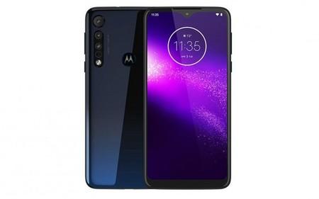 El Motorola Moto One Macro se filtra dejando ver tres cámaras traseras y notch en forma de gota
