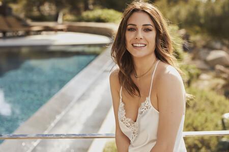 """Entrevista con Blanca Suárez  que llega con el catálogo de verano con la colección de baño de Etam: """"O reseteamos tras lo que ha pasado, o vamos muy mal"""""""