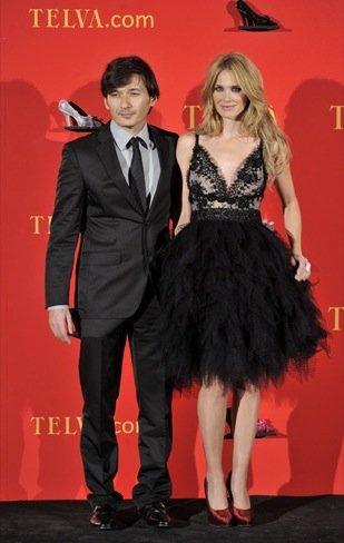 Vanessa Romero: Premios Telva 2010
