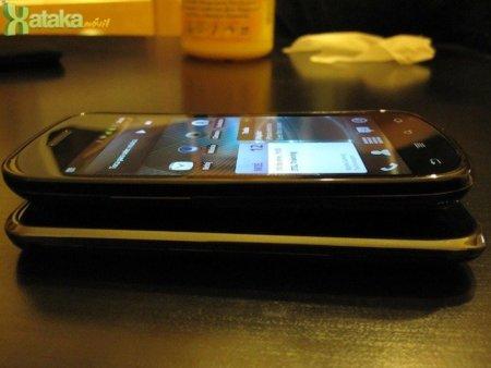 Google Nexus S vs Samsung Galaxy S
