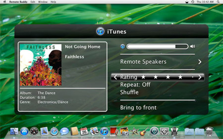 Remote Buddy Especial Mac iOS APS