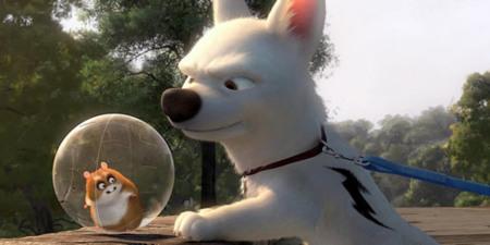 Bolt en Blu-Ray, con versión en 3D