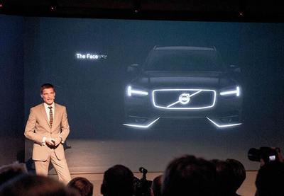 ¿Cansado de la misma cara de siempre? Aquí está la nueva Volvo XC90