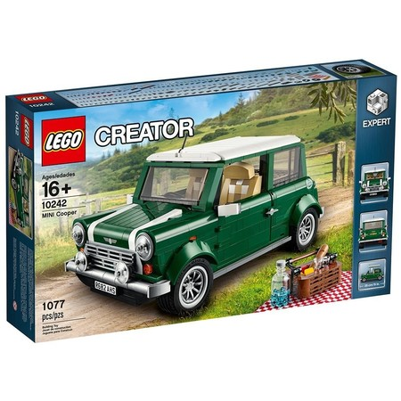 Lego Creator Expert Mini Cooper 10242 D Nq Np 889698 Mlm26821657306 022018 F