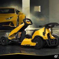 Ninebot GoKart Pro Lamborghini Edition: el nuevo kart eléctrico de Ninebot emula el sonido de un Lamborghini y promete 40 km/h