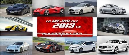 Mejor híbrido: Lo mejor de 2013 en Motorpasión