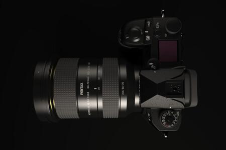 Pentax Mirrorless Camera Mockup 6