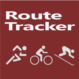 A route tracker