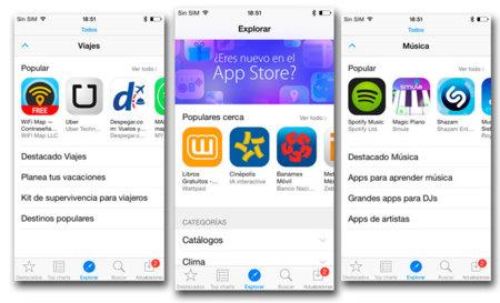 Se ha dado a conocer que Ottocat es la responsable de la pestaña 'Explorar' en la App Store