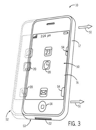 Apple quiere un estabilizador de imagen para sus pantallas
