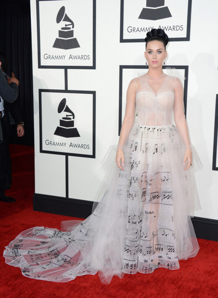 Katy Perry Grammy 2014