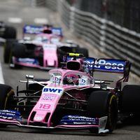 Checo Pérez estuvo a punto de atropellar a dos marshalls en el GP de Mónaco, esto fue lo que sucedió