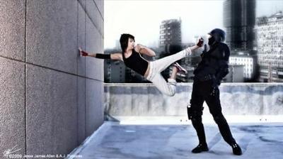 Espectacular galería de fotos inspiradas en 'Mirror's Edge'