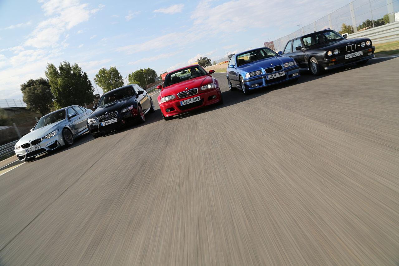 Foto de BMW M3 30 Aniversario (78/80)