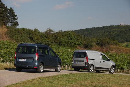 Dacia Dokker y Dacia Dokker Van