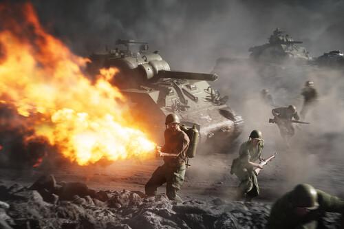 Battlefield 5 se mantiene en el top 10 de Steam después de un fin de semana gratis: un gran regreso a la Segunda Guerra Mundial