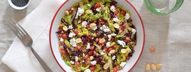 Tu dieta semanal con Vitónica: menú ligero con alimentos de temporada en otoño