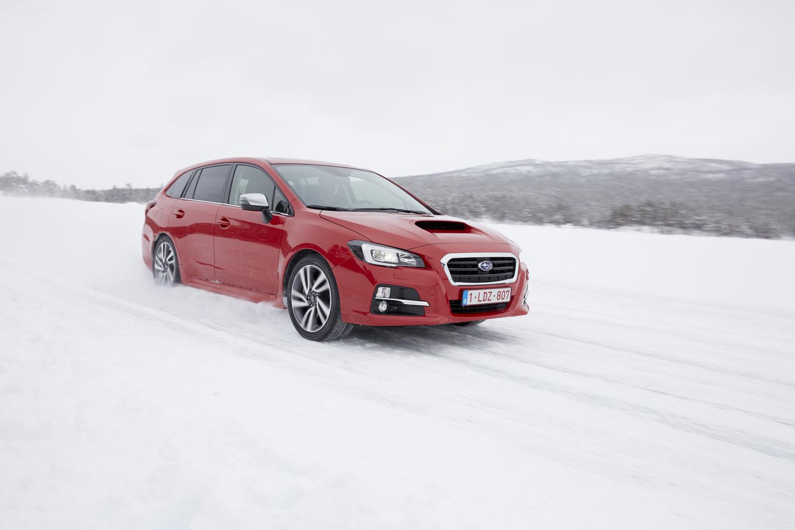 Foto de Subaru Snow Drive 2016 (39/137)