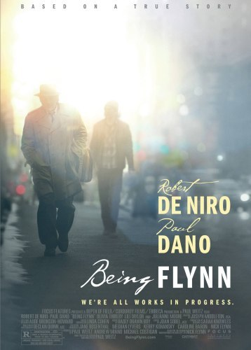 El cartel de Being Flynn