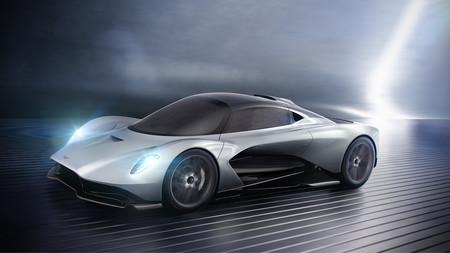 """Este es el Aston Martin AM-RB 003 un mini Valkyrie híbrido también clasificado como """"hypercar"""""""