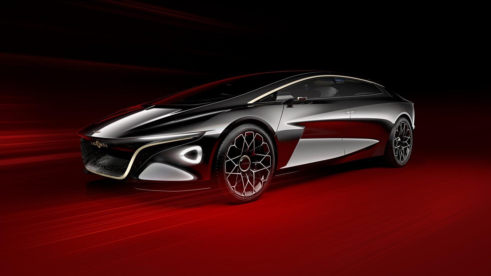 Foto de Lagonda Vision Concept (10/23)