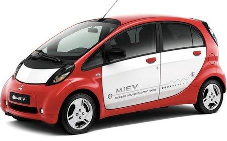 Mitsubishi i MiEV, desde 23.000 euros en España