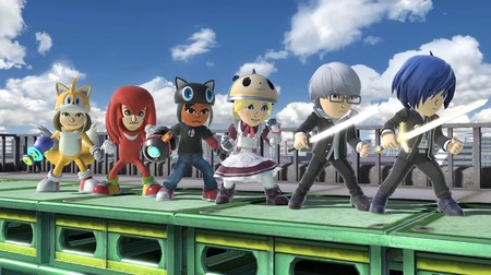 Super Smash Bros. Ultimate - Disfraces Mii