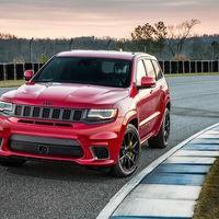 1,025 hp para un Grand Cherokee Trackhawk, porque la apuesta de Hennessey es lo más sensato para un SUV