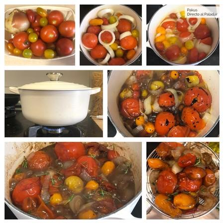Tomates Asados Conserva Pasos Pakus