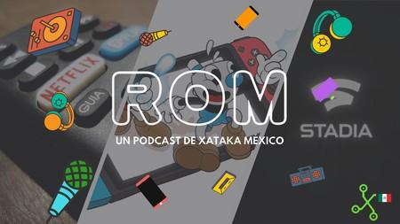 ROM #30: Microsoft y Nintendo más amigos que nunca y Netflix no quiere perder un solo peso en México