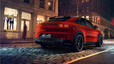 Porsche Cayenne Coupe 4