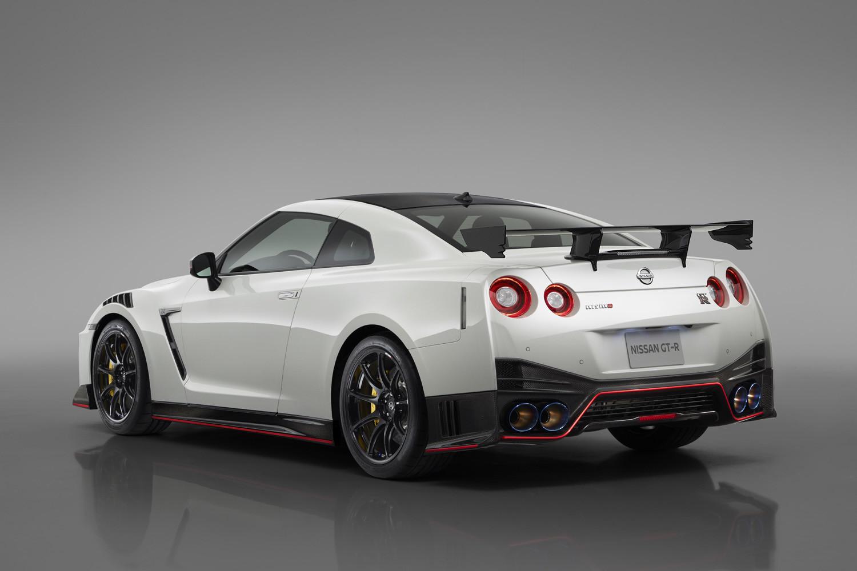 Foto de Nissan GT-R Nismo 2020 (27/27)