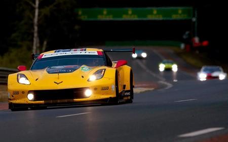 Antonio Garcia Le Mans Wec 2019