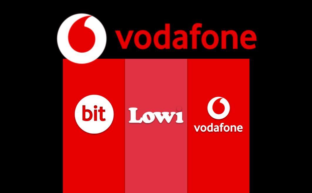 Vodafone, Bit y Lowi: las tres marcas que dan forma a la nueva estrategia del grupo y sus tarifas de fibra y móvil