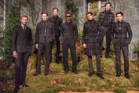 Ralph Lauren Purple Label Fall Winter Mens 2018 2019 Milan Fashion Week 09