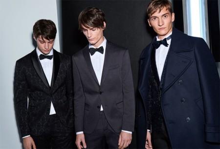 Zara se pone elegante con su colección Evening y nos viste de etiqueta para las fiestas