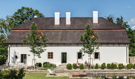 Un hotel muy auténtico en el que disfrutar de la arquitectura local en la República checa