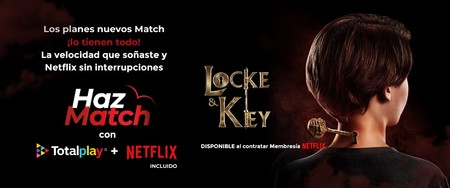Totalplay Netflix Match 1