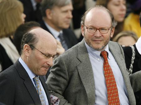 Gerard y Alain Wertheimer