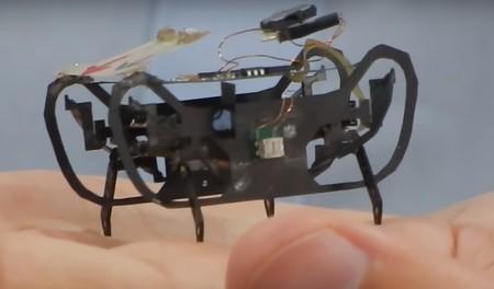 Rolls-Royce y Harvard han desarrollado nanorobots que harán el mantenimiento de un motor desde dentro