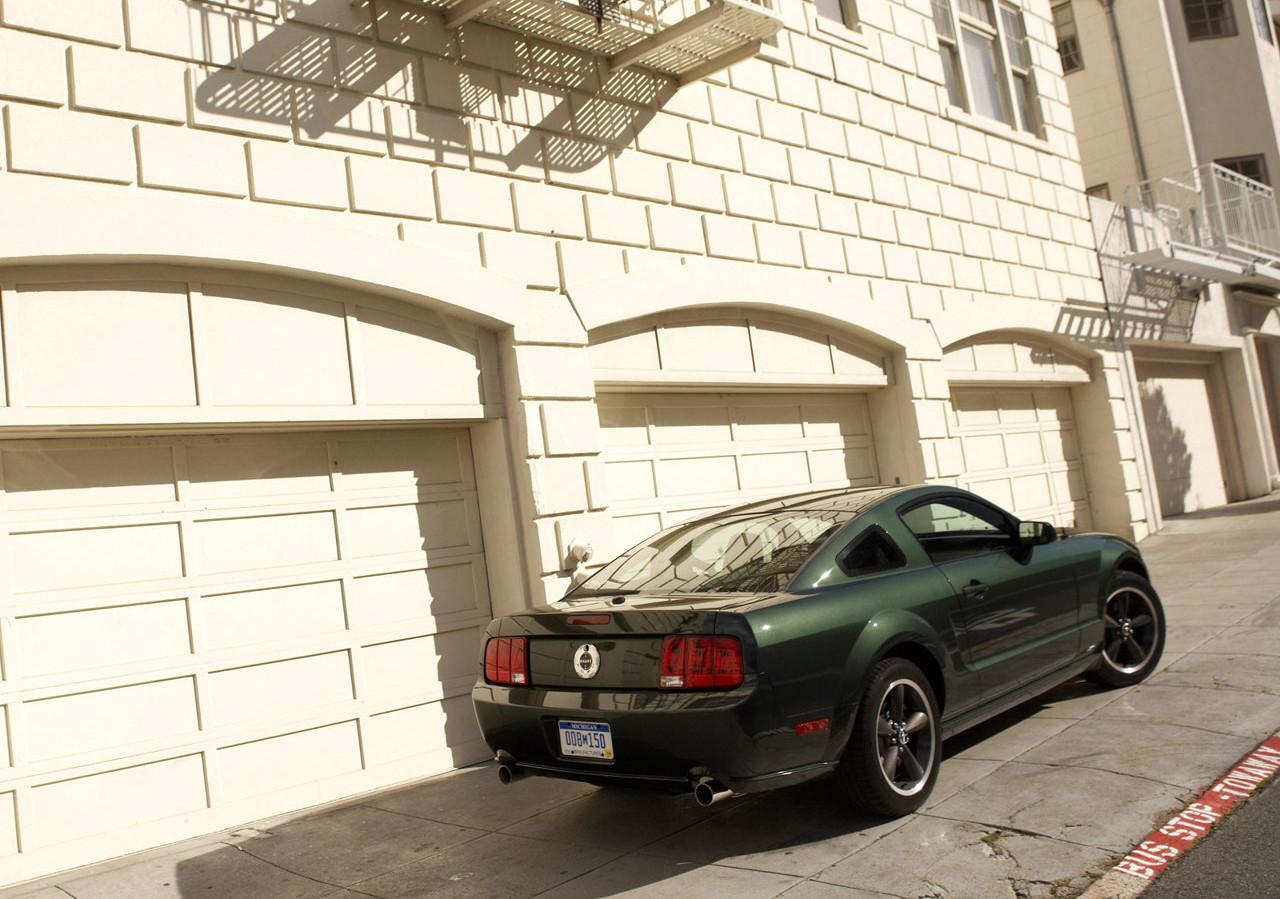 Foto de Ford Mustang Bullitt 2008 (7/17)