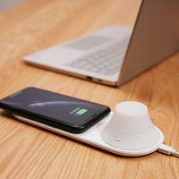 Yeelight Wireless Charging Night Lamp, la nueva lámpara de Xiaomi con cargador inalámbrico, por 21 euros