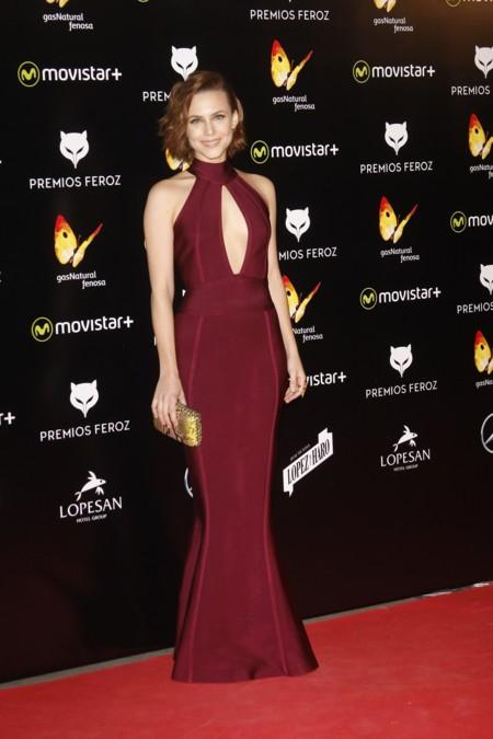 Mejor Vestidas Alfombra Roja Premios Feroz 2016 3