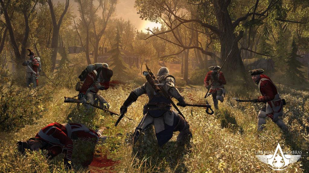 Foto de Nuevas imágenes de 'Assassin's Creed III' (2/6)