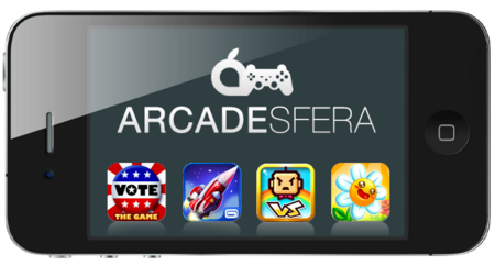 Arcadesfera: lanzamientos de la semana (XXXI)