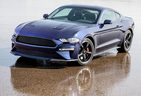 Ford Mustang Bullitt Kona Blue 2019 1280 01