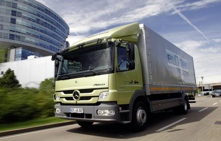 Mercedes-Benz Atego BlueTec Hybrid